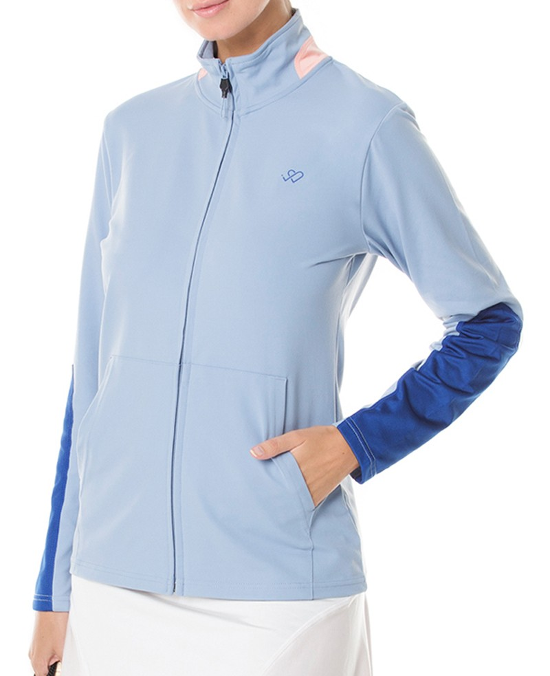 Chaqueta Victoria Blue Light